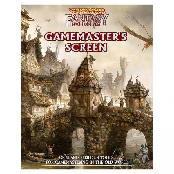 Warhammer Fantasy Roleplay Gamemaster's Screen