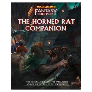 Warhammer Fantasy Roleplay: Enemy Within Campaign - The Horned Rat Companion